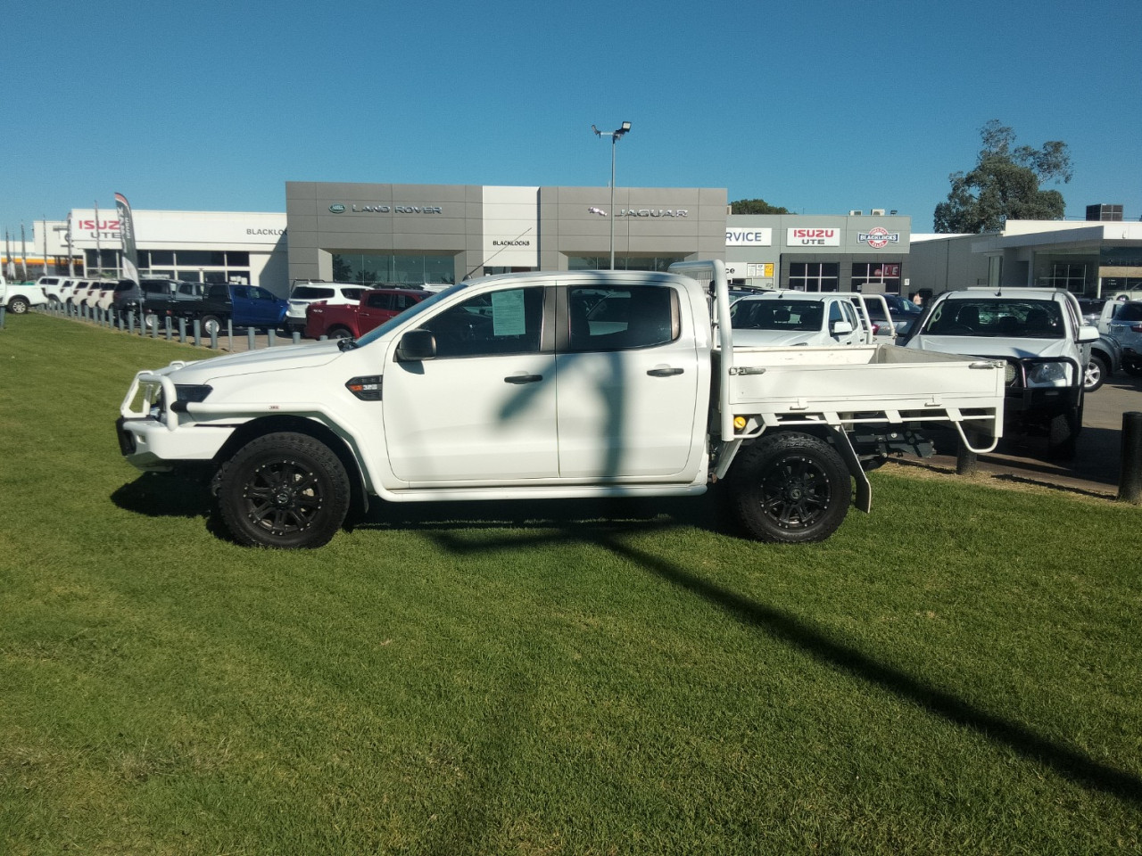 2015 Ford Ranger PX MKII XL Cab chassis Image 4