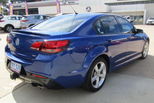 2016 Holden Commodore VF Series II SV6 Sedan Sedan