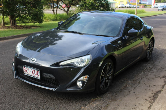 2013 Toyota 86 ZN Coupe Coupe