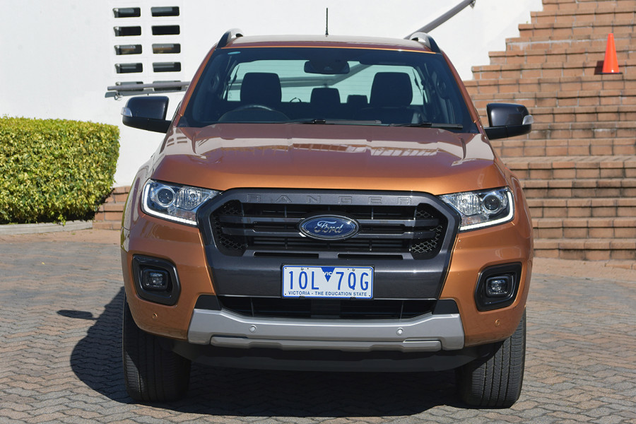 2018 MY19.00 Ford Ranger PX MkIII 2019.0 Wildtrak Utility Mobile Image 3