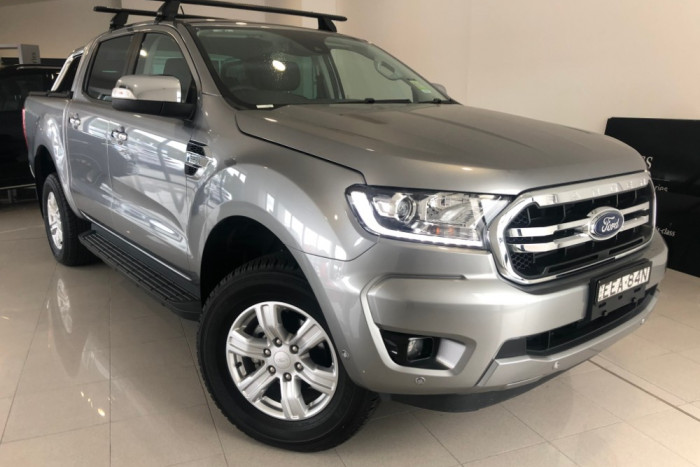 2019 MY19.75 Ford Ranger PX MkIII 2019.7 XLT Utility