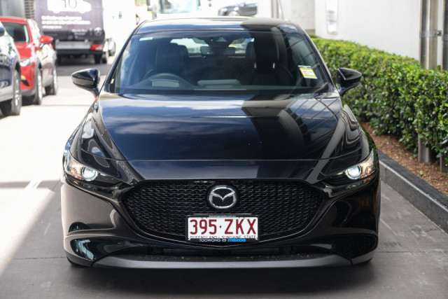 2019 Mazda 3 BP G25 GT Hatch Hatchback Image 3