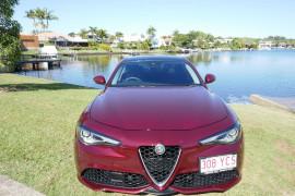 2016 Alfa Romeo Giulia Ve 4dr Sedan