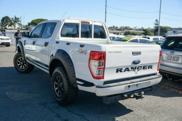 2012 Ford Ranger PX XL Cab chassis Image 2