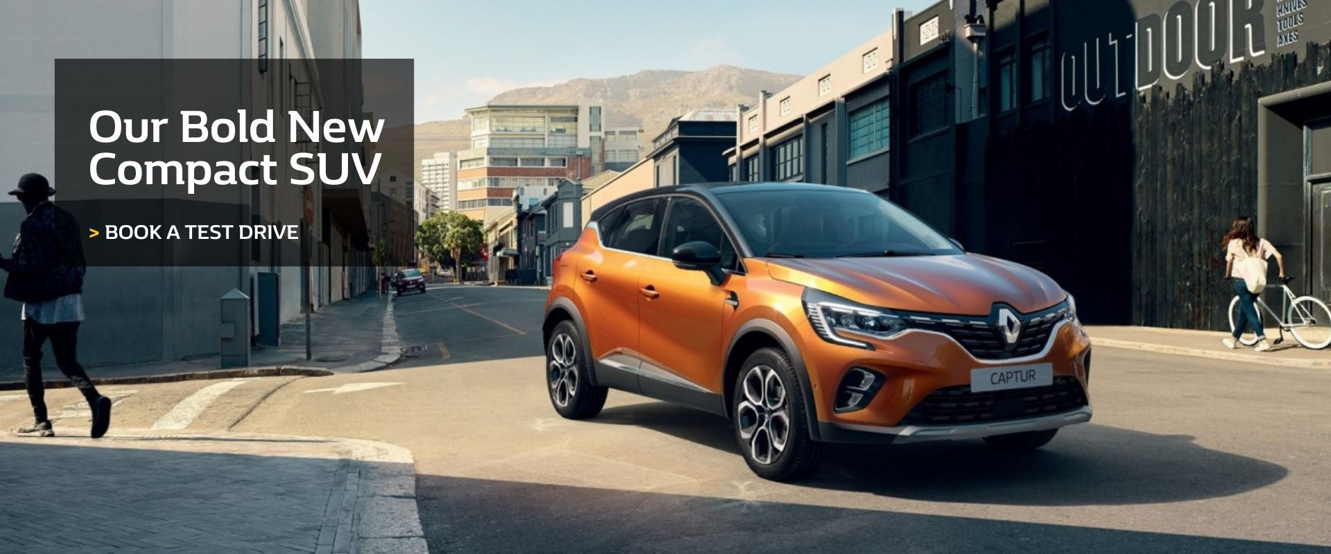 Renault Captur - Our Bold New Compact SUV - Book A Test Drive at DC Motors Renault