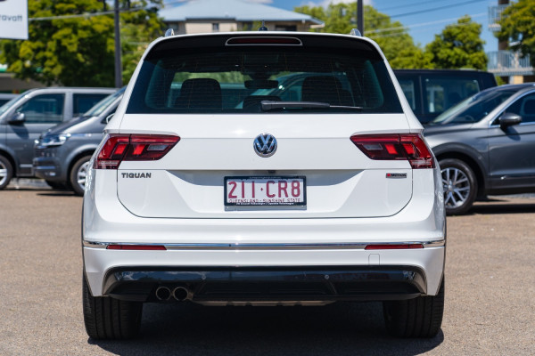2019 MY19.5 Volkswagen Tiguan 5N  132TSI R-Line Ed. Suv Image 5