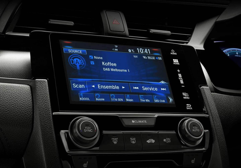Civic Hatch Digital Radio (DAB)