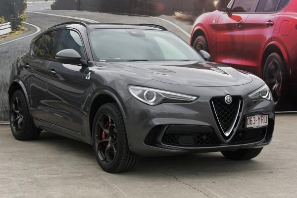 Alfa Romeo Stelvio Quadrifoglio Quadrifoglio