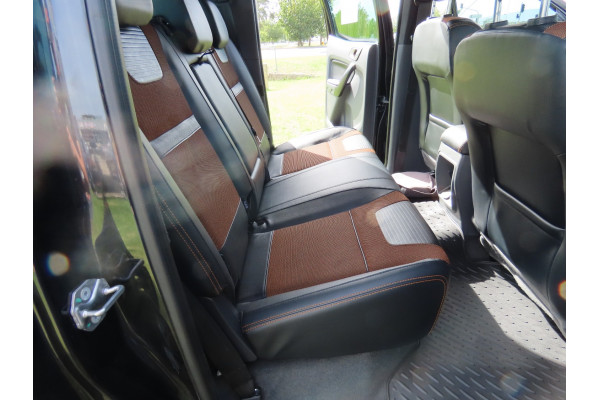 2015 Ford Ranger PX MKII WILDTRAK Utility Image 4