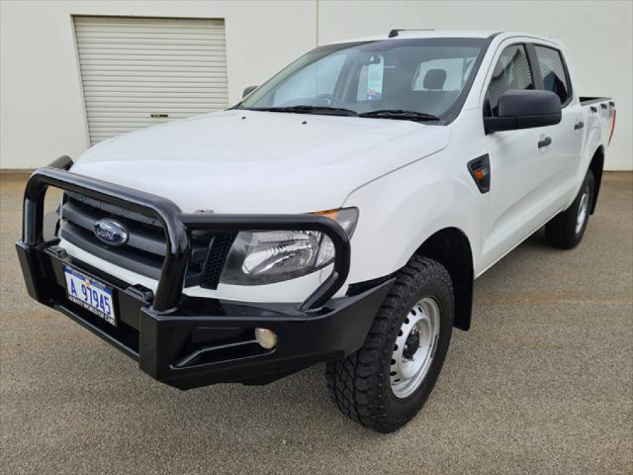 2014 Ford Ranger PX XL Utility - dual cab Image 14