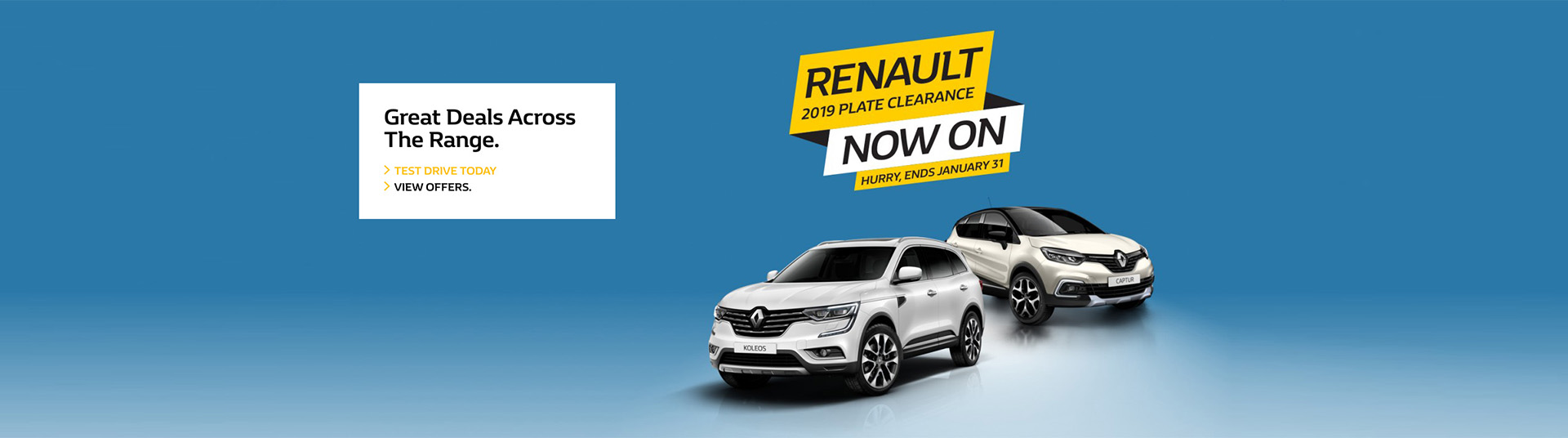 Renault Offers