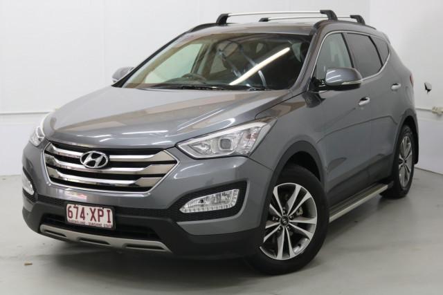 2014 Hyundai Santa Fe DM2 MY15 ELITE Suv Image 1