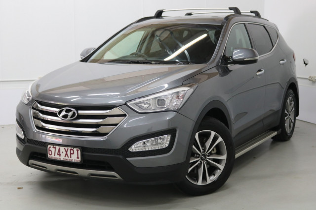2014 Hyundai Santa Fe DM2 MY15 ELITE Suv