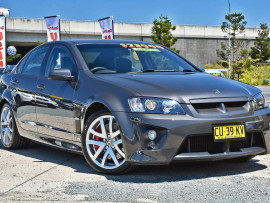 HSV Clubsport MY09 E