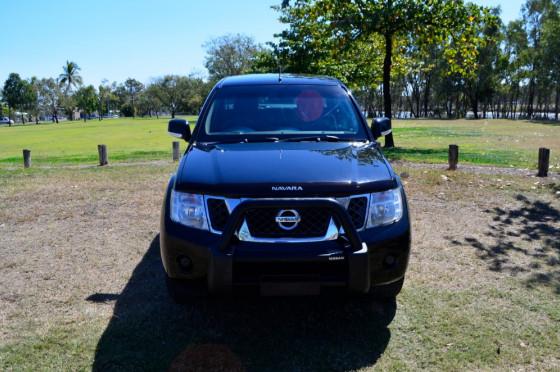2014 MY12 Nissan Navara D4 MY12 Utility