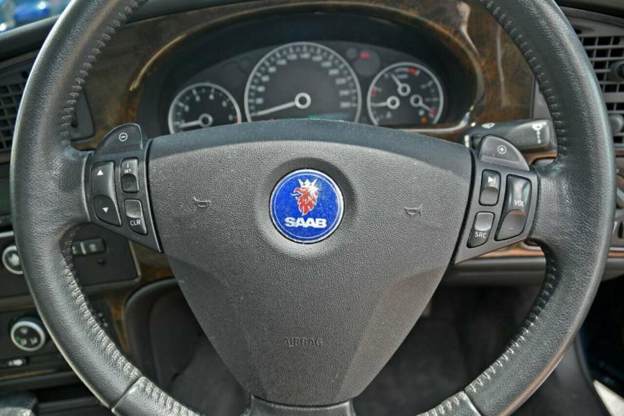2006 MY05 Saab 9-5 MY2005 Linear Sedan