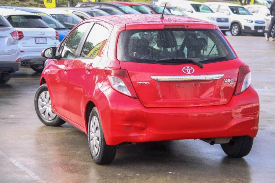 2013 Toyota Yaris NCP130R YR Hatchback Image 2