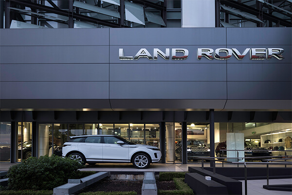 About Sydney City Land Rover