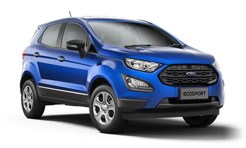 2019 MY20 Ford EcoSport BL Ambiente Suv