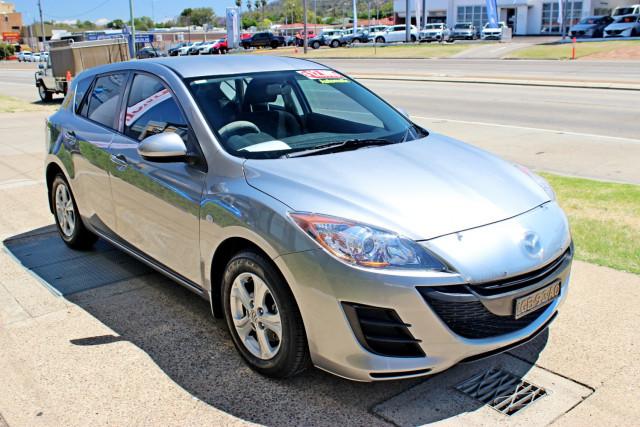 2009 Mazda Mazda3 BL10F1 Maxx Hatchback Image 4