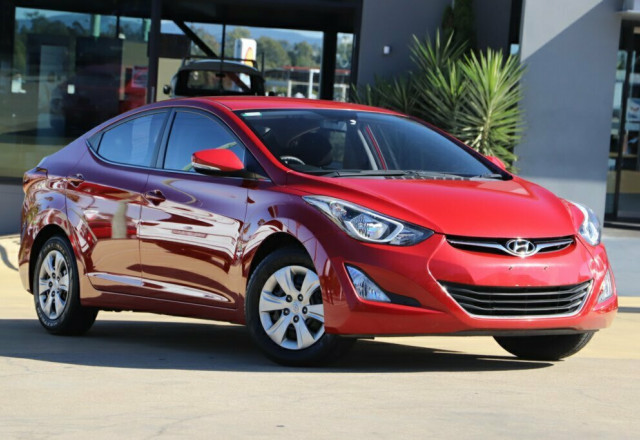 2014 Hyundai Elantra MD3 Active Sedan