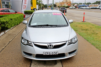 2009 Honda Honda 8th Gen  VTi-L Sedan Image 3
