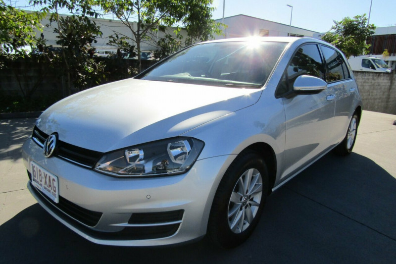 2016 MY17 Volkswagen Golf 7 92TSI Hatchback
