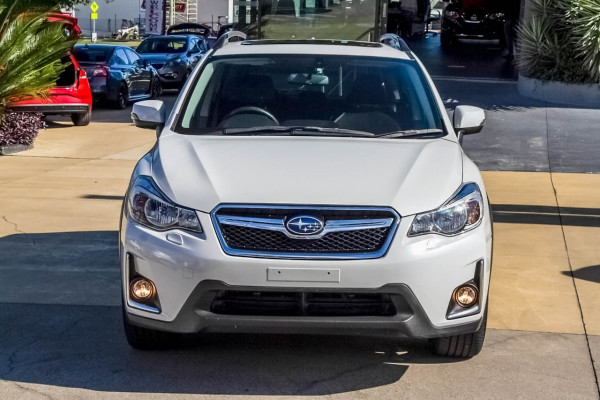 2015 Subaru Xv G4X MY16 2.0i-S Suv Image 4