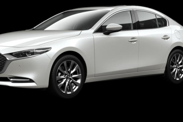 Mazda 3 X20 Astina Sedan BP