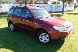 Subaru Forester XT S3 Turbo
