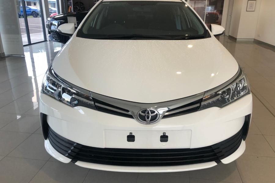 2017 Toyota Corolla ZRE172R Ascent Sedan