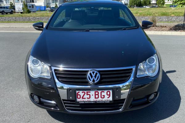 2009 Volkswagen Eos 1F  147TSI Convertible