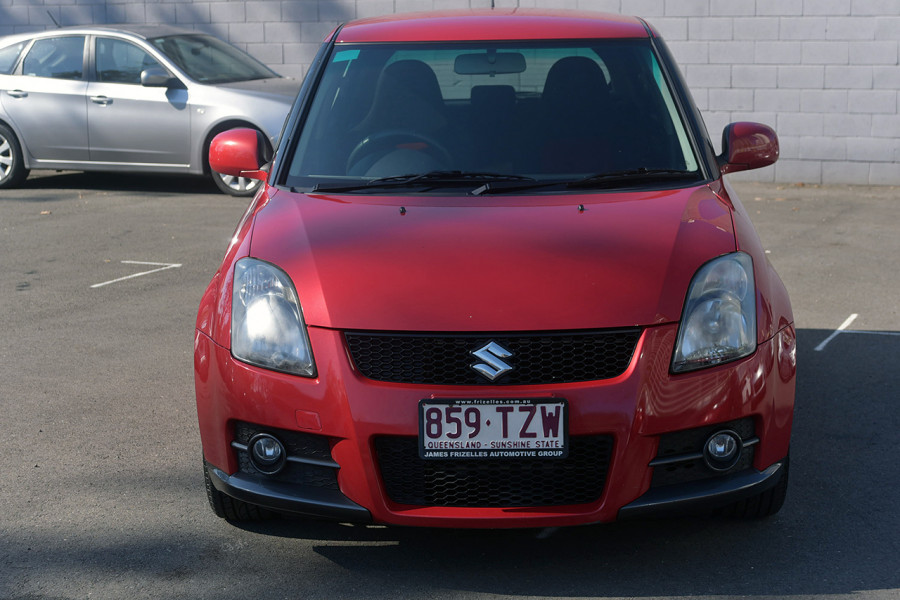 2006 Suzuki Swift RS416 Sport Hatchback Mobile Image 3