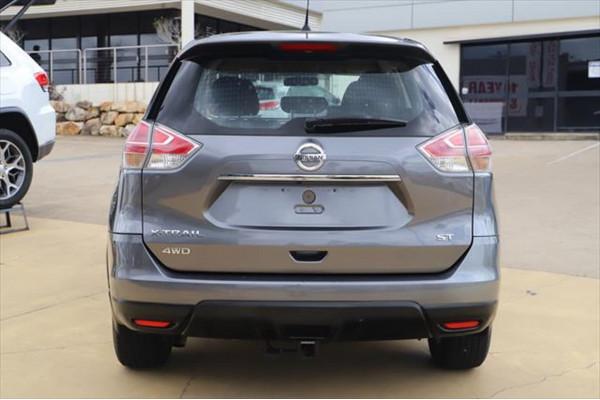 2016 Nissan X-Trail T32 ST 4WD Suv Image 5