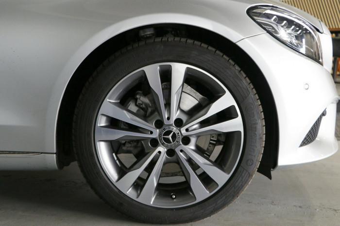 2020 MY50 Mercedes-Benz C-class W205 800+050MY C200 Sedan Image 11