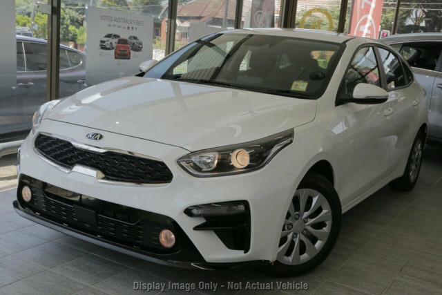 2018 MY19 Kia Cerato Hatch BD S Hatchback