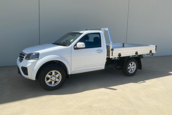 2018 Great Wall Steed K2 Steed Single Cab Cab chassis Image 2