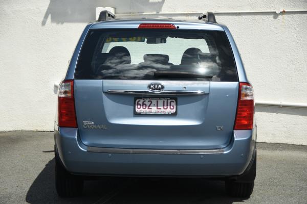 2008 MY07 Kia Grand Carnival VQ MY07 EX Wagon Image 4