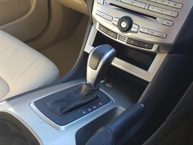2011 Ford Falcon FG G6E Sedan