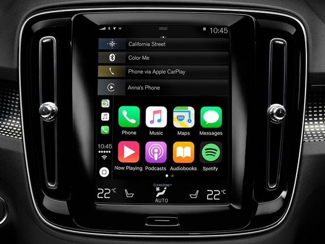 Smartphone integration Image