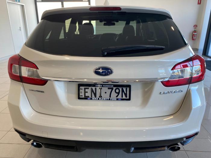 2016 MY17 Subaru Levorg V1 MY17 2.0 GT-S Wagon Image 9