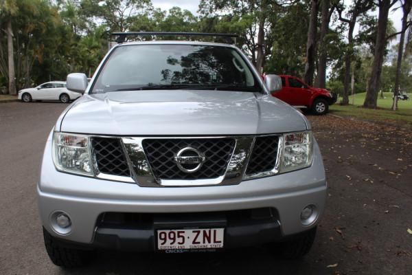 2012 Nissan Navara D40 S7  RX Utility