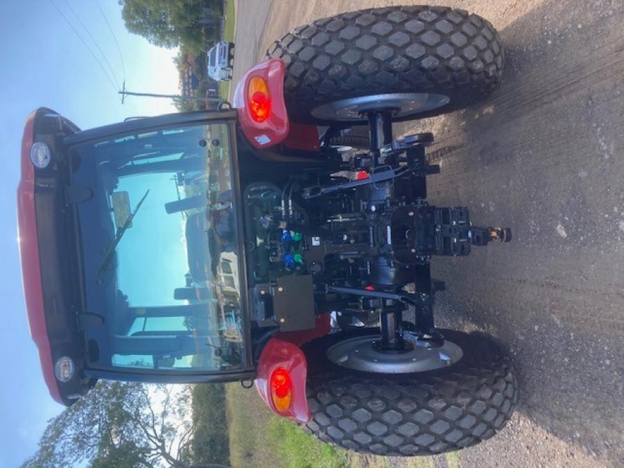 2019 Case IH FARMALL 60B Tractor crawler Image 5