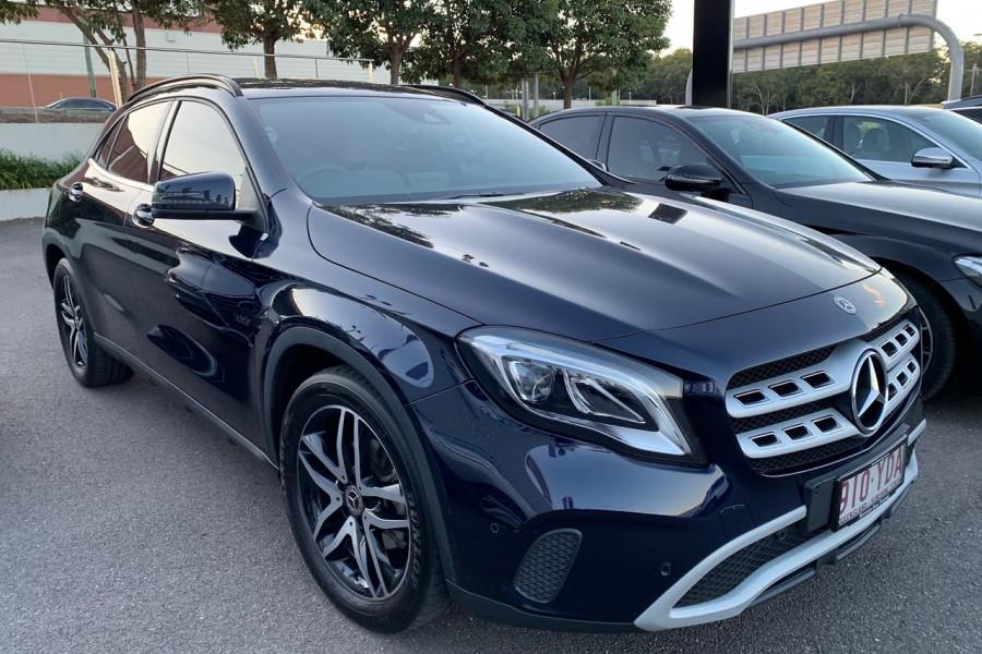 2018 Mercedes-Benz Gla-class GLA180