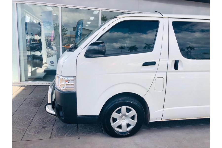 2017 Toyota Hiace KDH201R Van