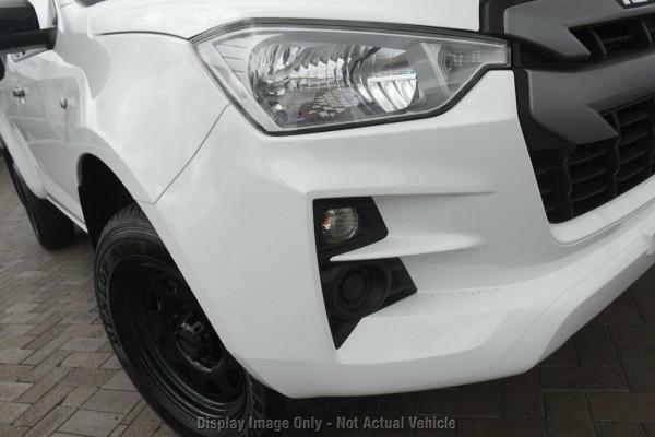 2020 MY21 Isuzu UTE D-MAX RG SX 4x2 Space Cab Ute Utility
