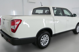 2019 MY20 SsangYong Musso XLV ELX Utility Image 2