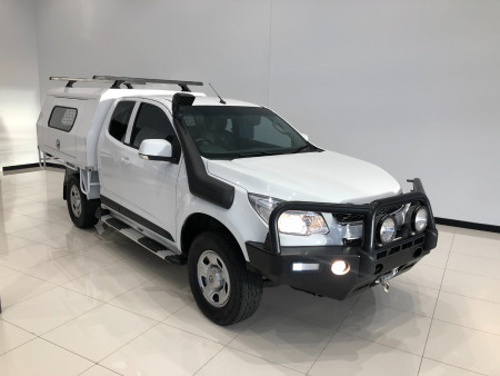 2015 Holden Colorado RG Turbo LS 4x4 space c/ch