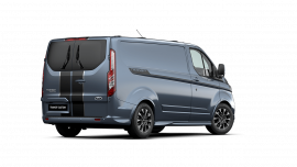 2020 MY20.5 Ford Transit VN Custom Sport 320S SWB Van image 3
