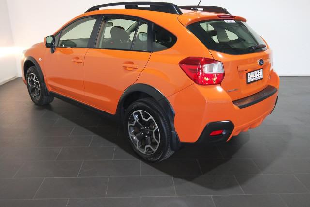 2013 Subaru Xv G4X 2.0i Suv Image 3